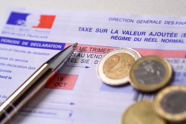 régime d'imposition TVA