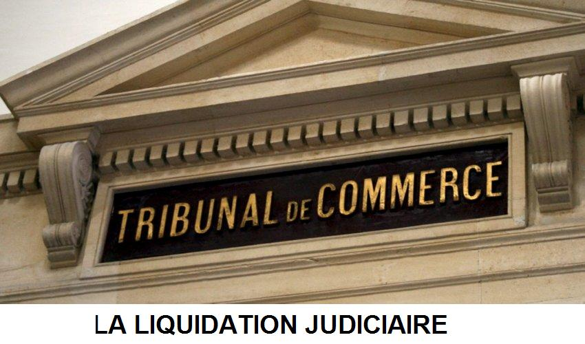 liquidation société