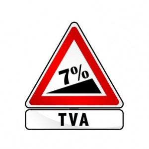 changement taux TVA