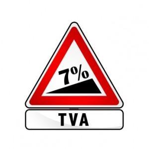 changement taux TVA